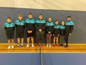 Zahájení tréninků stolního tenisu